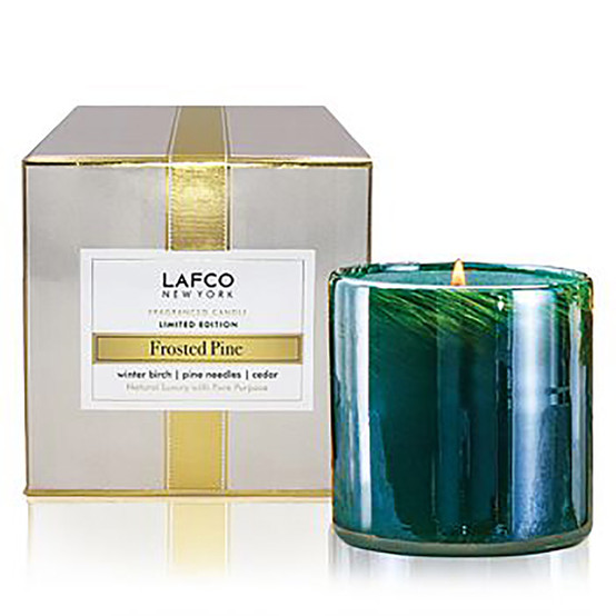 6.5 Oz Frosted Pine Classic Candle