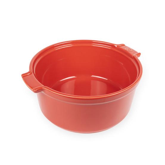 Appolia Soufflé Dish in Red