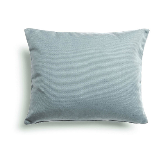 Bunge Pillow in Blue-Grey