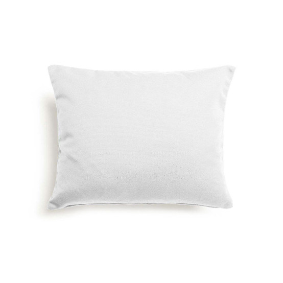 Bunge Pillow in White