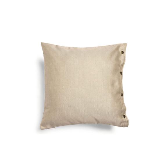 Ava Pillow in Natte Beige