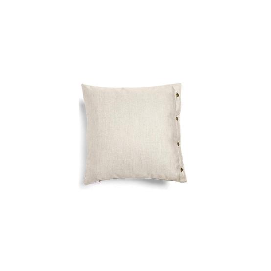 Ava Pillow in Natte White