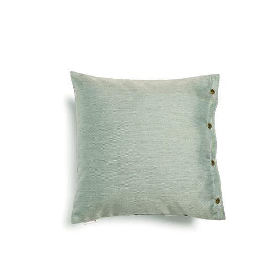 Ava Pillow in Natte Light Ice Green