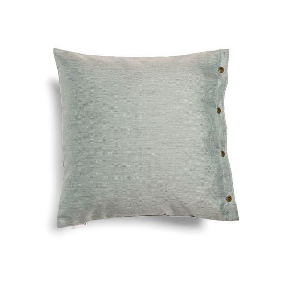 Ava Pillow in Natte Light Grey