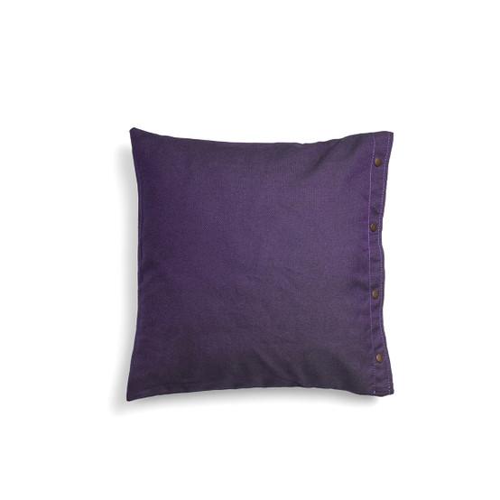 Ava Pillow in Deauville Plum