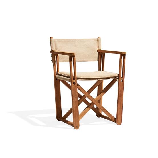 Kryss Lounge Chair Frame