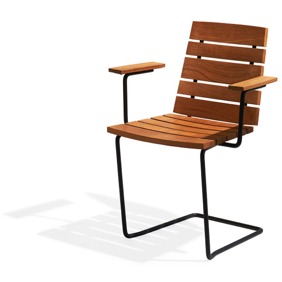 Grinda Armchair in Teak