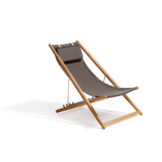 H55 Lounge Chair in Grey Granite