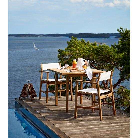 Djurö Small Dining Table