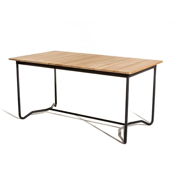 Grinda Medium Table in Teak
