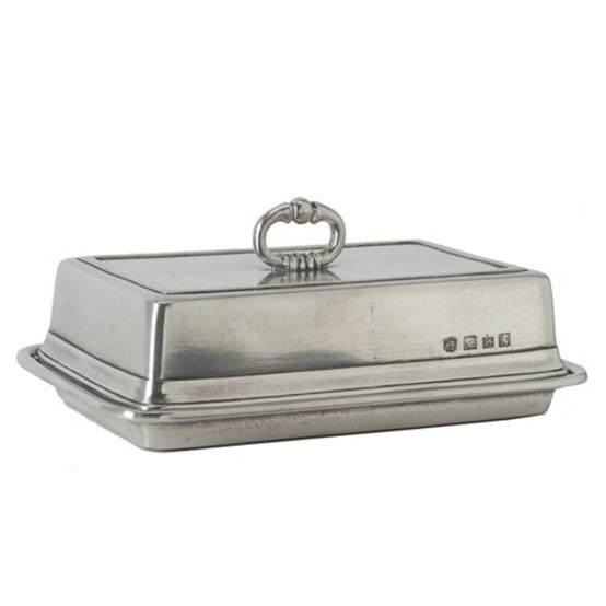 Double Butter Dish