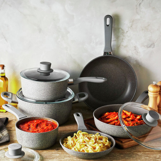 Parma Plus 10 Piece Aluminum Nonstick Cookware Set