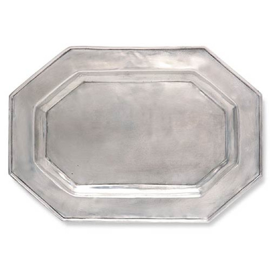 Octagonal Tray for Tureens