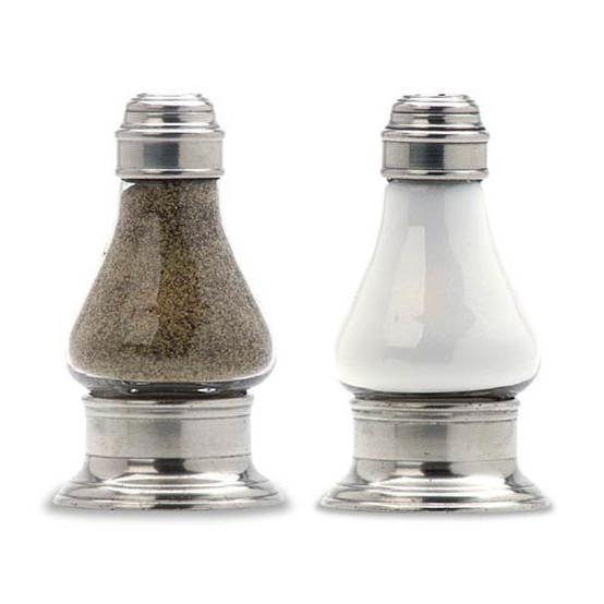 Siena Salt & Pepper Shaker Set