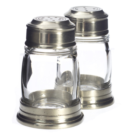 Salt & Pepper Shaker Set