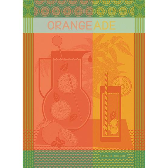 Orangeade Maison Agrume Kitchen Towel