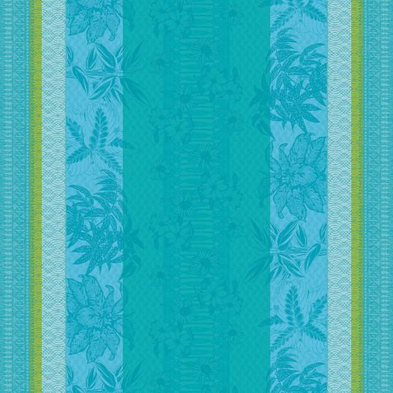 Mille Alocasias Atoll Fabric (Price/Inch)