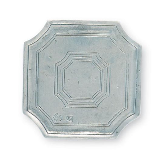 Octagonal Coasters, Set of 2