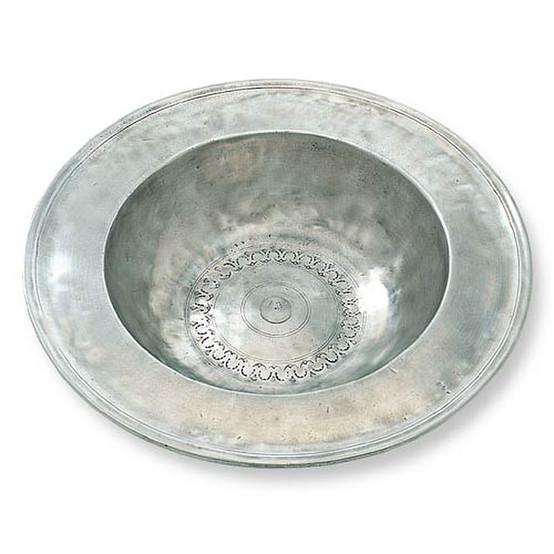 Wide Rimmed Bowl
