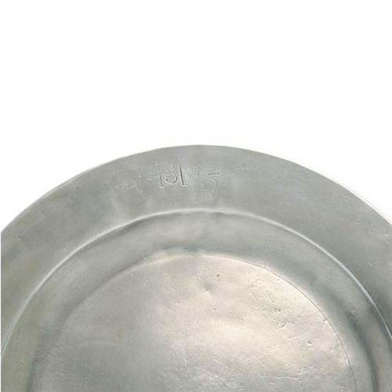 Round Platter, Large, ASL