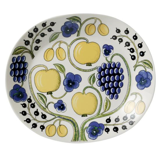 Paratiisi Oval Platter