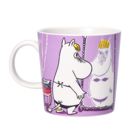 Snorkmaiden Lila Moomin Mug