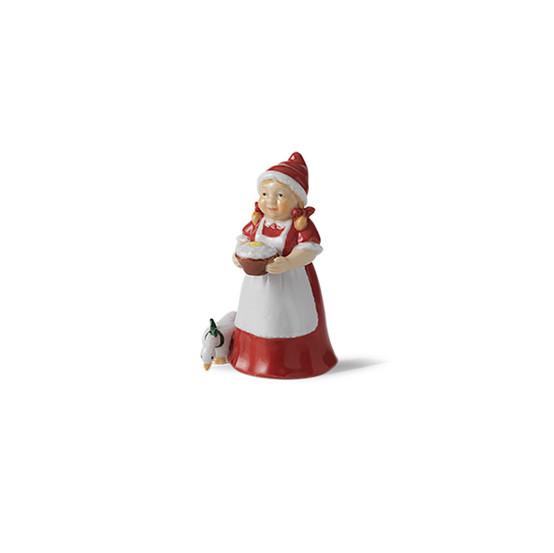 Annual Santas Wife Figurine