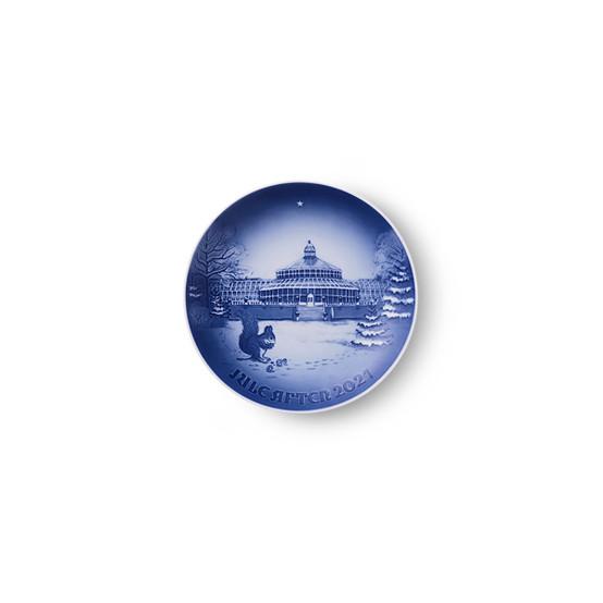 B&G Christmas Plate