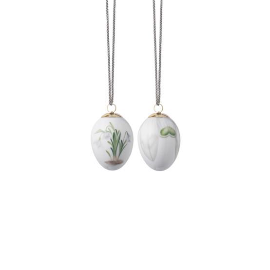 Easter Egg Snowdrop and Snowdrop Petals Set