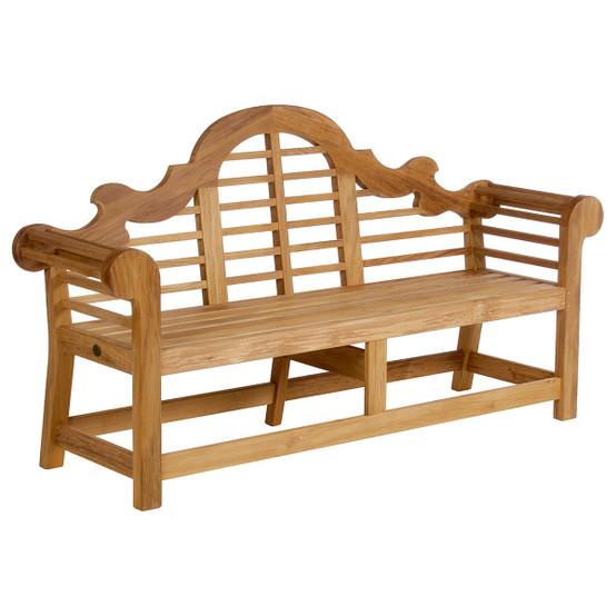 Sissinghurst Teak Lawn Seat