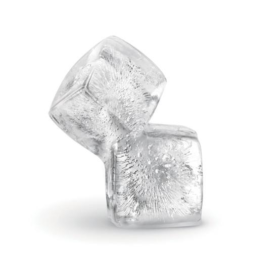 Double Rocks Ice Molds (Set of 2)