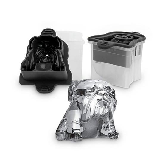 Bulldog Ice Molds (Set of 2)