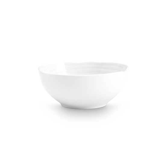Teck Cereal Bowl in White
