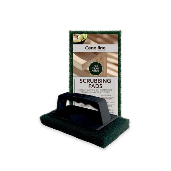 Green Scrubbing Pads 2 pcs.