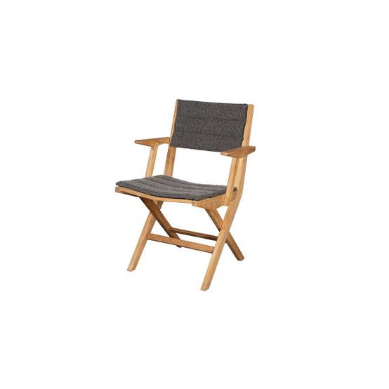 Flip Folding Armchair in Teak