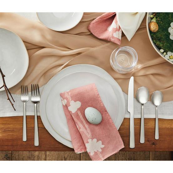 Burlington Dinner Plate in Cloud