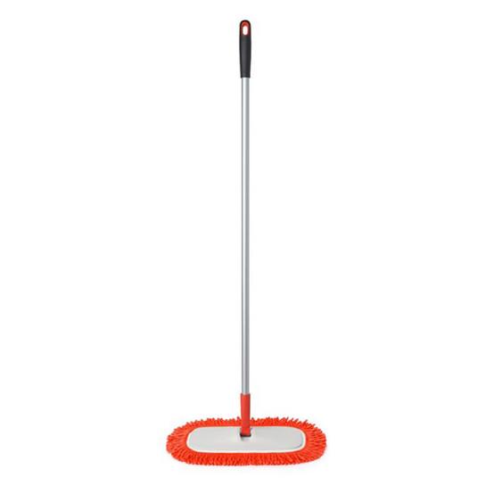Good Grips Microfiber Floor Duster with Fringe