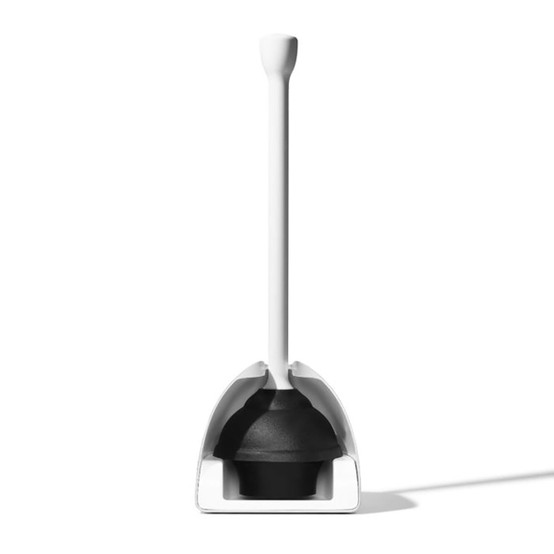 Good Grips Toilet Plunger with Cover