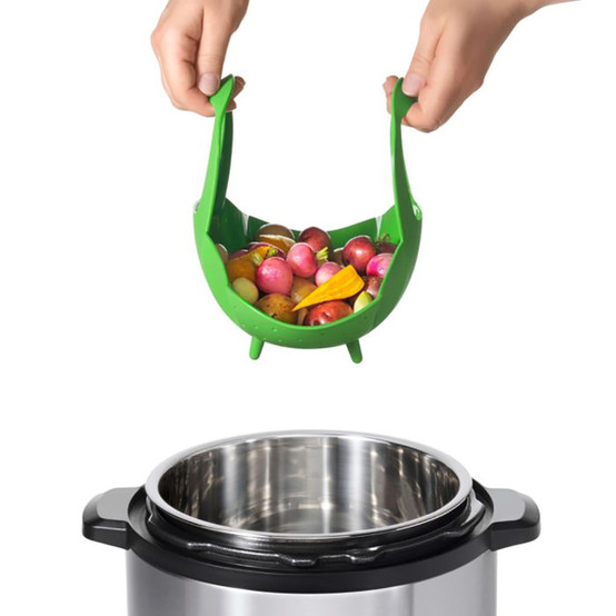 Good Grips Silicone Steamer