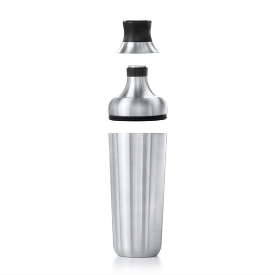 Steel Single Wall Cocktail Shaker