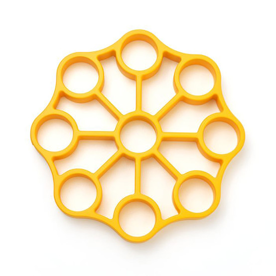 Good Grips Silicone Egg Rack
