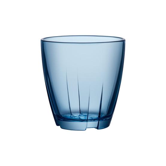 Bruk Small Tumbler in Water Blue, Set of 2