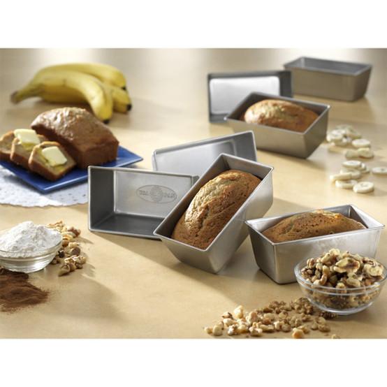 Mini Set of 4 Loaf Pan