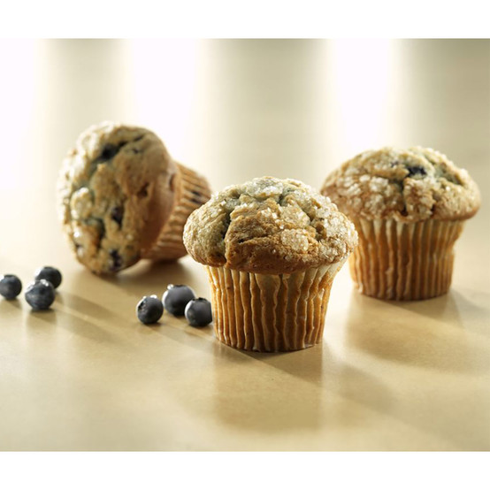 12 Cup Crown Muffin Pan