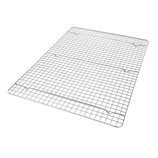 Half Sheet Nonstick Cooling Rack and Pan Set