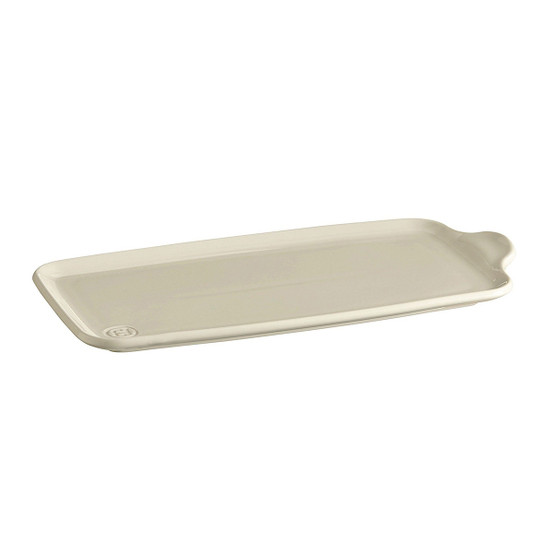 Large Appetizer Platter in Clay
