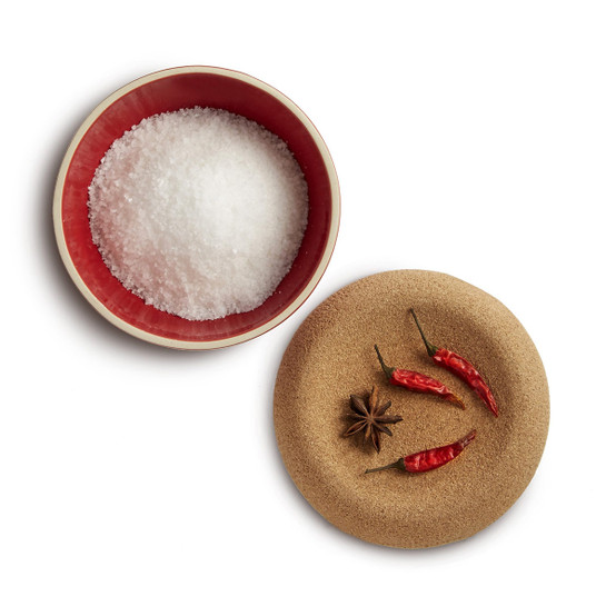 Salt Celler in Creme