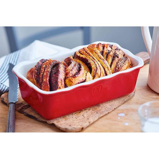 Loaf Pan in Rouge