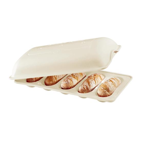 Mini Baguette Baker in Linen