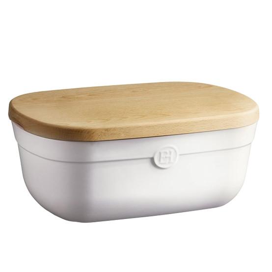Bread Box in Creme